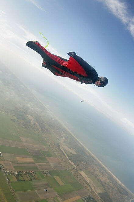 Прыгнуть с wingsuit ом