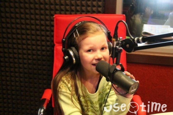 Школа радиоведущего и юного натуралиста в Казани