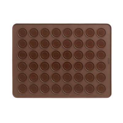 силиконовый коврик для macarons