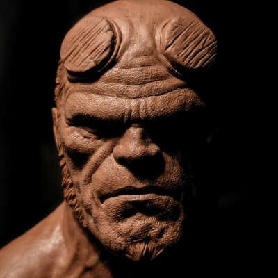 Скульптурный пластилин NSP или Monster clay