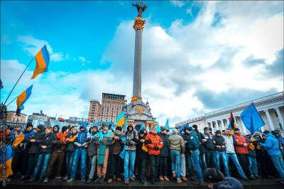 Что бы в Украине все было хорошо!