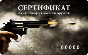 Базовый курс стрельбы из огнестрельного оружия