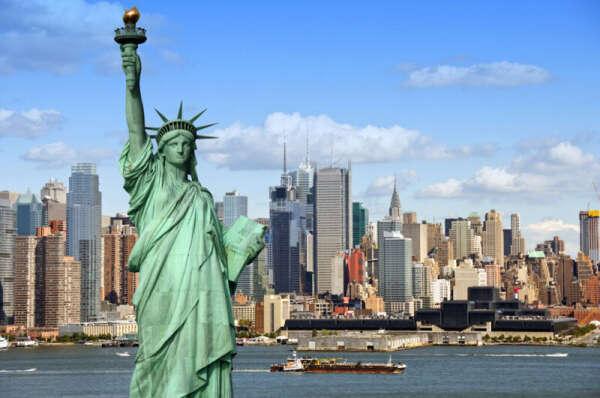 Путешествие в Америку