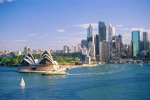 Побывать в Австралии!