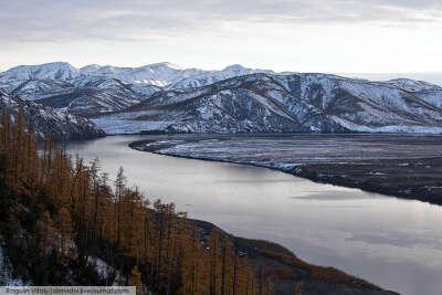 Увидеть реку Колыму
