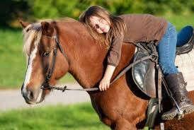 Хочу научиться ездить на лошади!