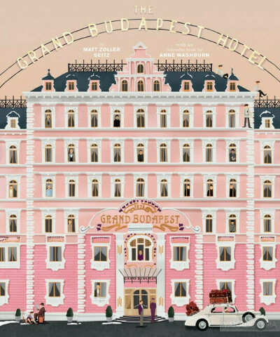 The Wes Anderson Collection. The Grand Budapest Hotel