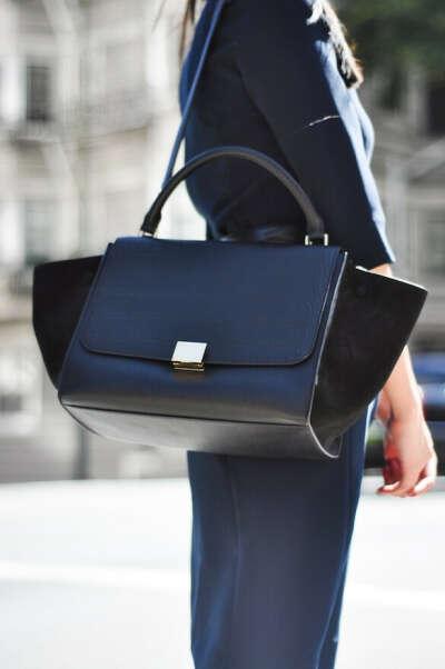 Buy the Céline Trapeze Bag