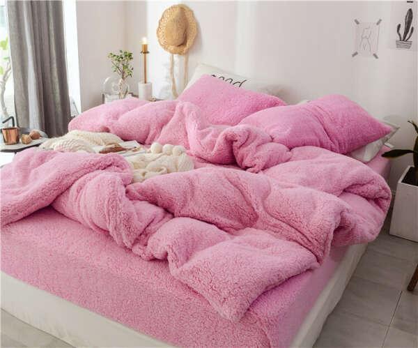 Кашемировое постельное белье