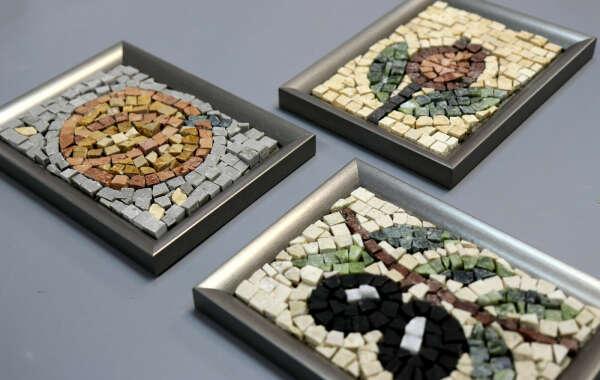 МК по Римской мозаике