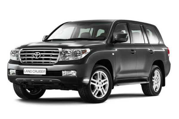 Toyota Land Cruiser Brownstone
