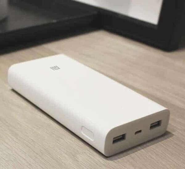 Xiaomi Mi Power Bank 2C 20000mAh Green