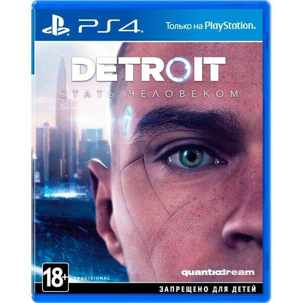 Detroit: Стать человеком