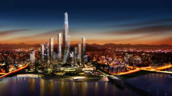 Съездить в Сеул Южная Корея
