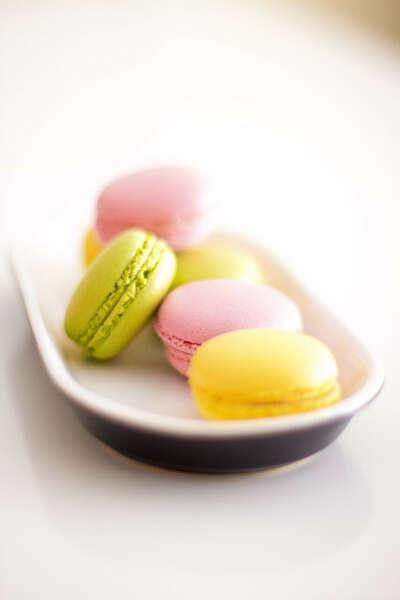 Много сладостей