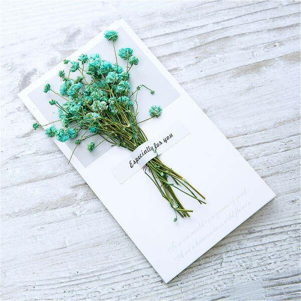 18.58руб. 40% СКИДКА 1 шт., бумажные конверты с милыми сушеными цветами, конверты в европейском стиле для карт, товары для доставки, подарок для скрапбукинга Листки для заметок/бумага      АлиЭкспресс
