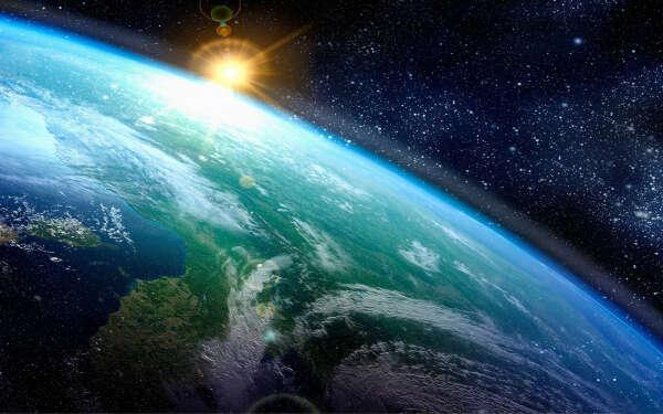 Побывать в космосе