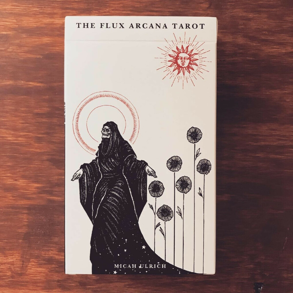 THE FLUX ARCANA - The Complete Deck