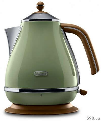 Чайник                            DeLonghi              KBOV 2001. GR