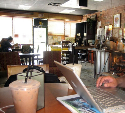 Открыть свою кофейню