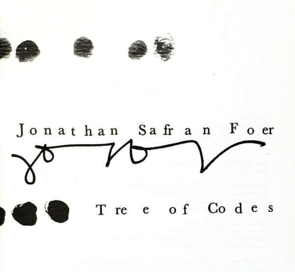 Хочу, чтобы Джонатан Фоер подписал мою любимую книгу!