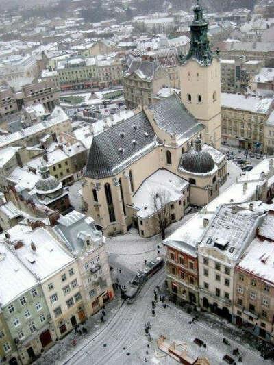 Хочу поїхати до Львова