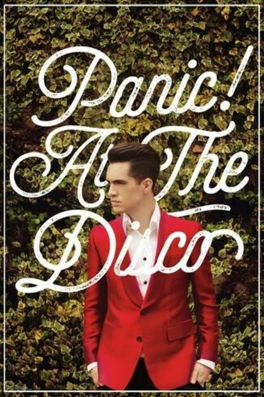 Сходить на концерт Panic! At The disco