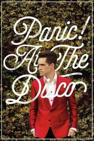 Сходить на концерт Panic! At The disco
