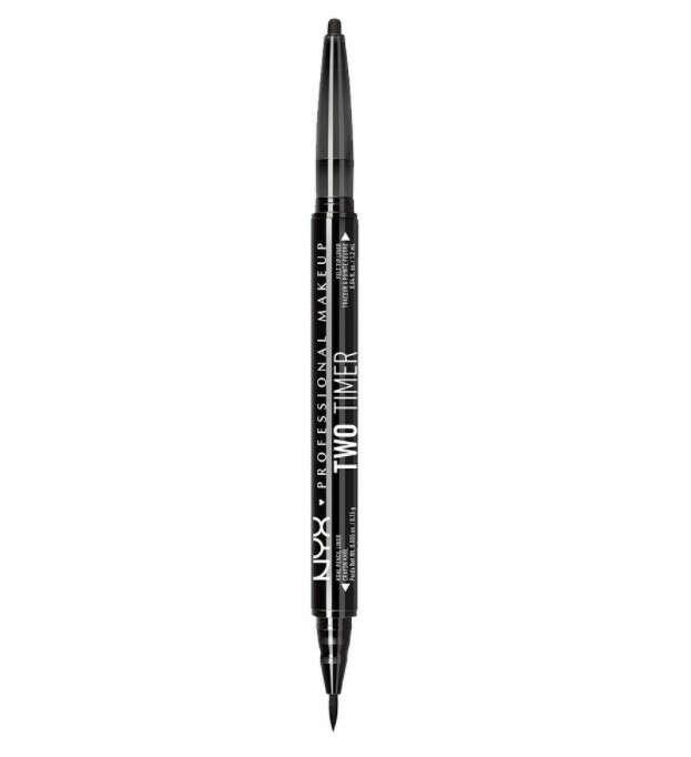 Двусторонний карандаш для глаз