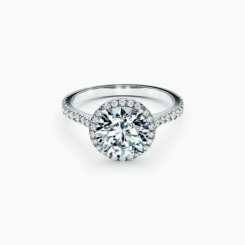 Кольцо Tiffany Soleste Ring