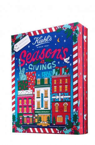 Kiehl's Адвент календарь