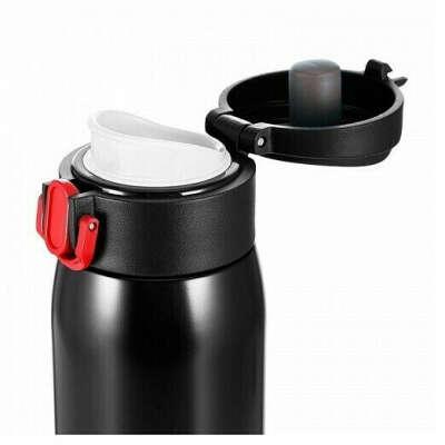 Классический термос Xiaomi Viomi Stainless Vacuum Cup, 0.46 л черный
