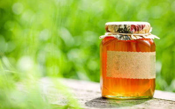 Баночку мёда
