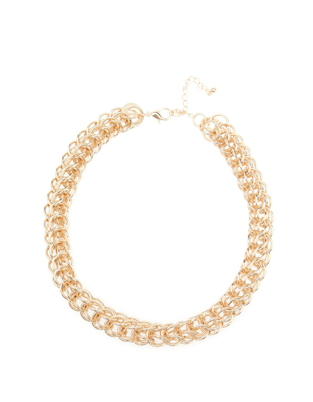 Ожерелье из нескольких цепочек