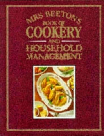 Mrs Beeton`s Cookery & Household Management,Beeton, Isabella