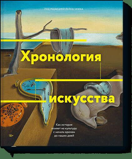 Хронология искусства (Йейн Зачек)