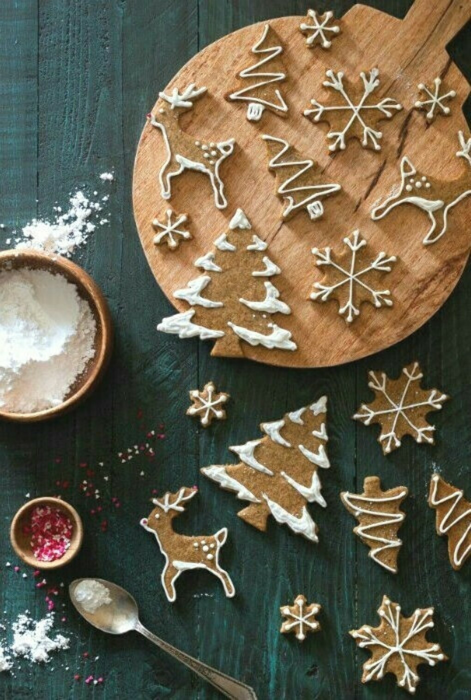 испечь идеальное имбирное печенье