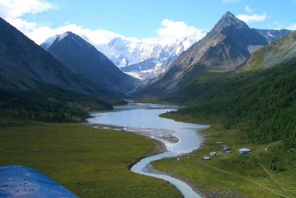 съездить на Алтай