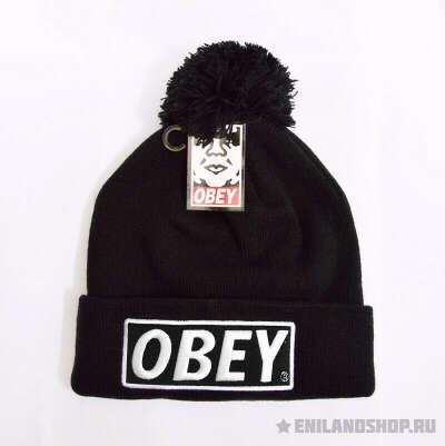 "Я хочу шапку от ""OBEY"""
