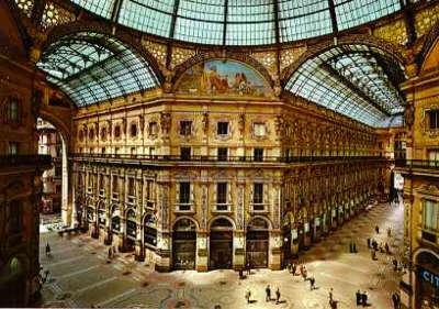 В Милан на шопинг
