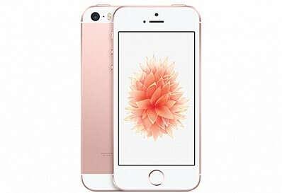 iPhone SE 32 ГБ «розовое золото»