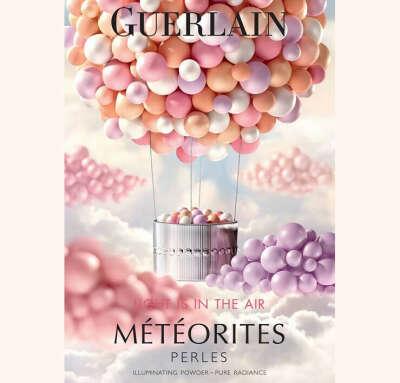 Пудра в шариках Guerlain Meteorites