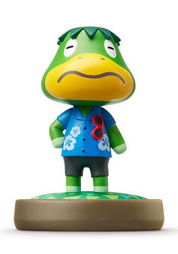 amiibo - Kapp'n (Animal Crossing Series)