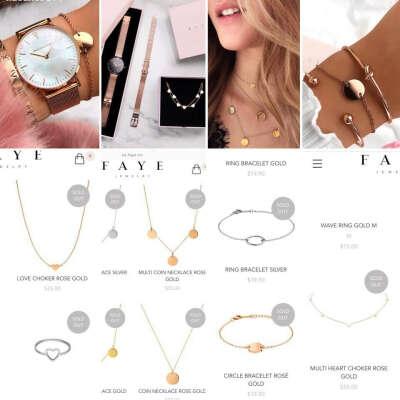 FAYE Jewelry USA