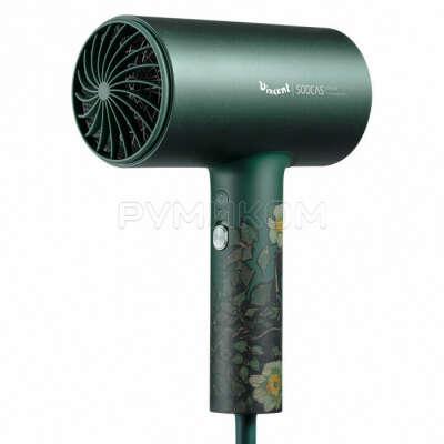 Фен для волос Soocas & Van Gogh Museum Design + Diffuser (зеленый)