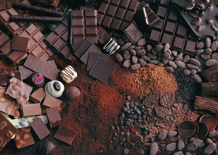 Шоколад (темный)