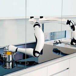 роботическая кухня