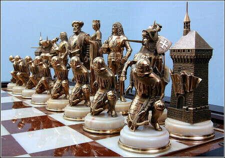 Красивые шахматы