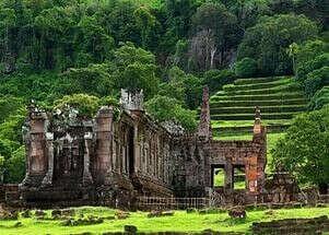 Побывать в Лаосе