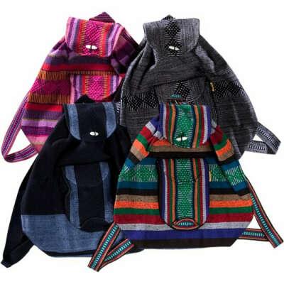 Molina Indian Backpack